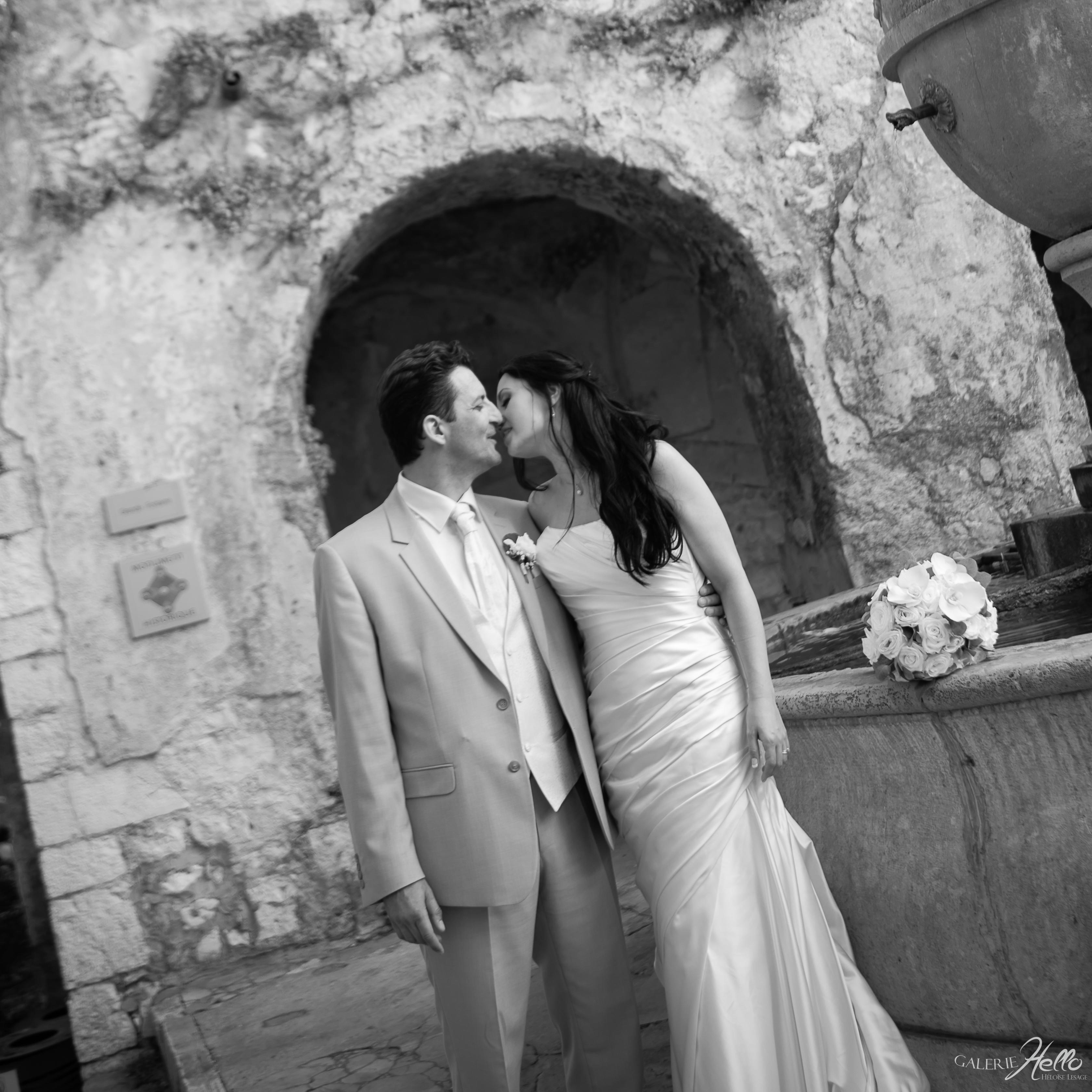 ROXANE & LAURENT, MARIAGE À LA VILLA «LES ROSES»