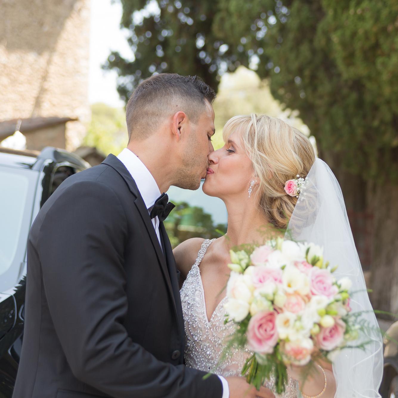 LE MARIAGE DE LAUREN & ANDY, ET LE BAPTÊME DE GIULIA, À MOUGINS